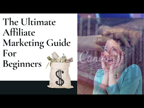 The Ultimate Affiliate Marketing Guide for Beginners