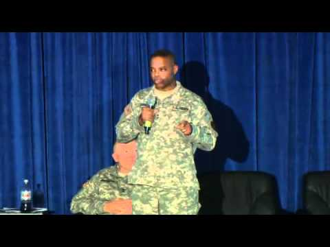 2010 AUSA Family Forum, part 3