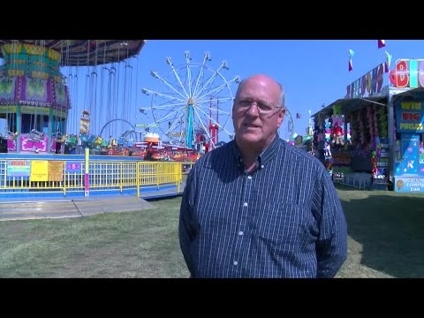 Kern County Fair discusses dust and Air Quality control with 23ABC
