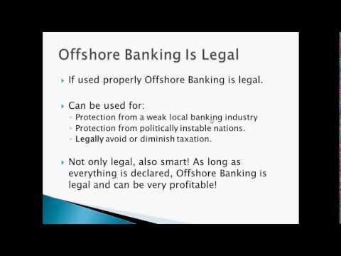 Offshore Banking Presentation - International Fianance