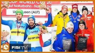 Pigneter/Clara e Lanthaler hanno vinto la Coppa del Mondo