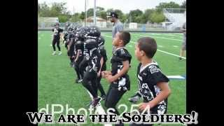 K-Town Soldiers We are the Soldiers! Killeen - Texas Youth Football Association TYFA