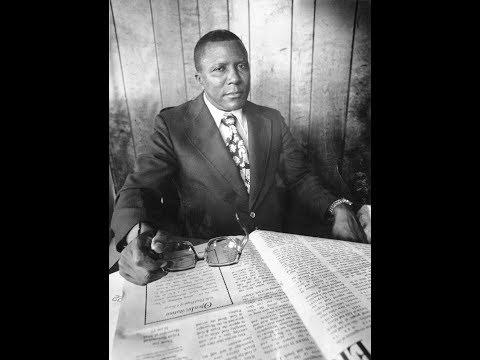 Frank Matthews in Philadelphia Leon Muhammed NOI