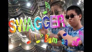 Swagger remix dance 哇啊啊啊啊啊 new ( cover )