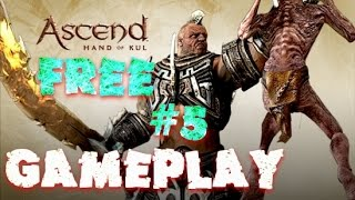 Ascend: Hand of Kul GAMEPLAY FREE GAME ON STEAM part 5