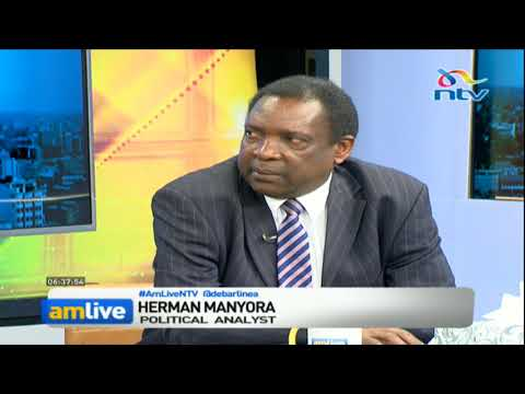 Corruption in Kenya resides in the energy sector - Herman Manyora