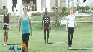تمارين اللياقة البدنية لتقوية عضلاتك والحصول على جسم مثالي