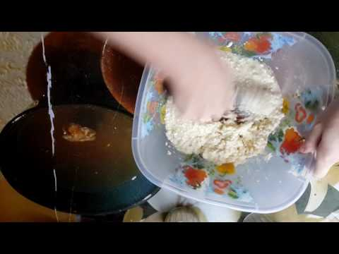Как приготовить творожную запеканку на сковородке