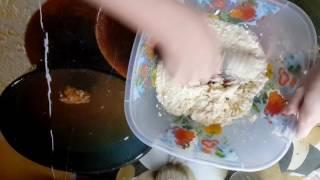 Запеканка творожная в сковороде