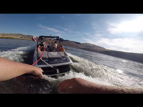 Learning To Wakeboard Again