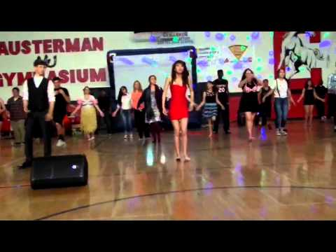 Cortez High School Student Council Skit (PRIDE Assembly 2014)