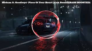 Baixar Meduza ft. Goodboys - Piece Of Your Heart (Alok Remix) ★ BASS BOOSTED ★