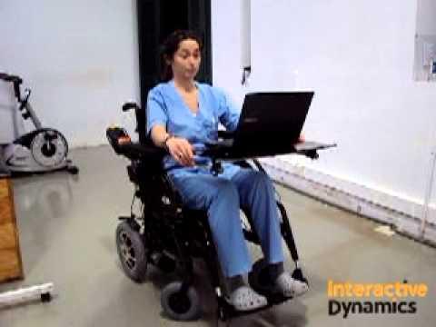 Silla de ruedas con interfaz cerebro computadora test de for Sillas para computadora