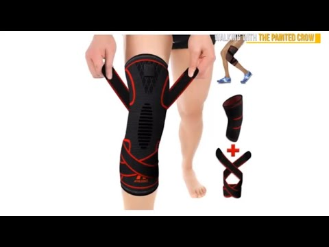 Top 5 Great Compression Pain Relief Knee Sleeves For Arthritis You Can Buy in 2019 From Amazon