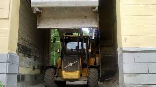 Установка тумблера отключения функции торможения переднего моста volvo bl 71 b(bl61,bl61b,bl71,bl71)