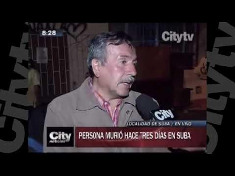 Cadáver lleva tres días abandonado en Bogotá | CityTv |