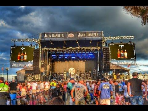Eric Church - Jack Daniels @ 2015 Carolina Country Music Fest