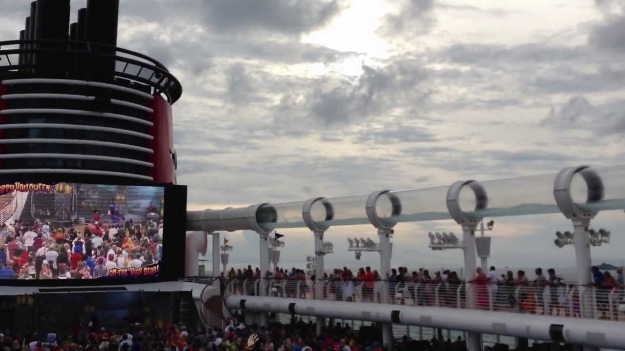 Disney Fantasy Cruise Ship Review  YouTube