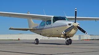 N3432F Aircraft Tour