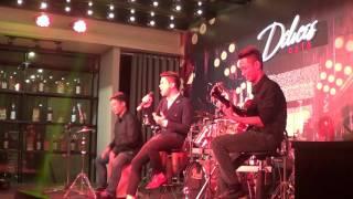 Em không quay về - Acoustic - Live - Hoàng Tôn The Voice Ft Phạm Cường ft Luật Nguyễn