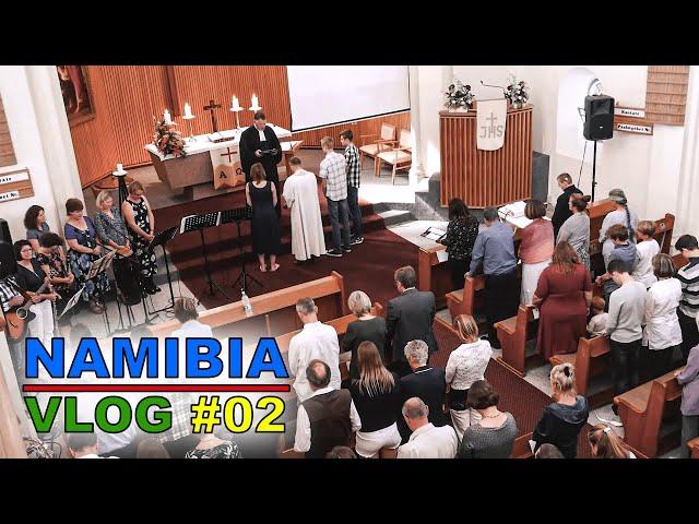 Deutsche in Namibia 🌞 Namibia Vlog #02