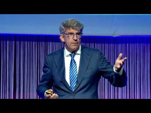 Norbert Kouwenhoven, Head of Global Trade Digitization IBM, at the Opening Conference 2017