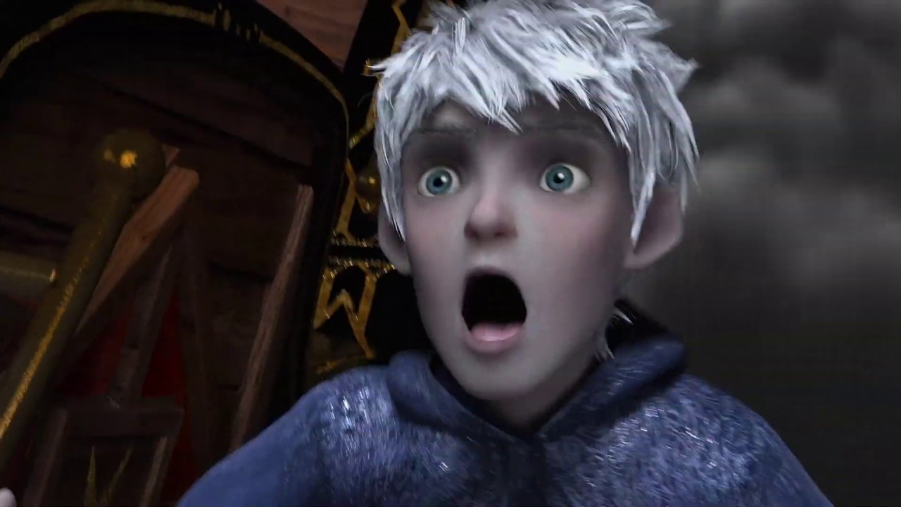Jack Frost Fights Pitch Black | Rise Of Guardians In Hindi