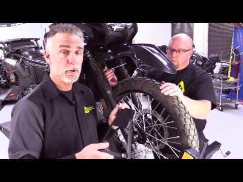 Kawasaki KLR650 Motorcycle Accessories | TwistedThrottle com