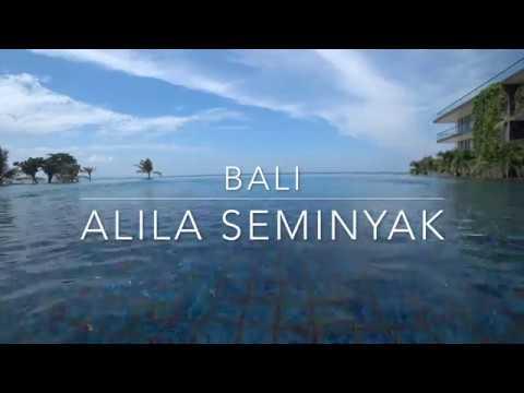 Bali Alila Seminyak Indonesia Islands 4k