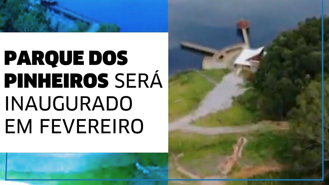 b55d8c340 Parque dos Pinheiros será aberto este mês em Gramado