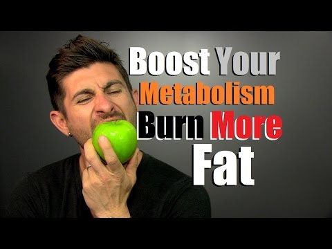 How To Boost Your Metabolism And Burn More Fat | 3 Simple Tips