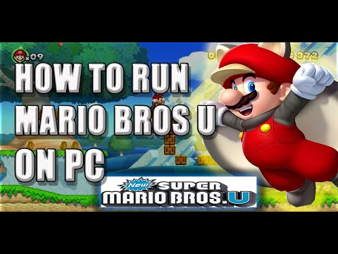 How To Run Super Mario Bros On Pc Cemu Complete Tutorial Plus Crash Fix