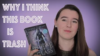 Throne of Glass Review - Why I hated it