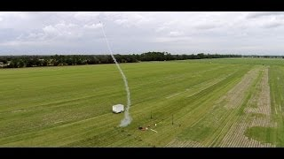 2013-12-14 NEFAR Rocket Launch (DJI Phantom 2 Vision)