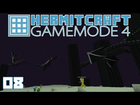 Hermitcraft Gamemode 4 08 Triple Ender...