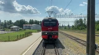 Великий Новгород - Батецкая Окт. ж.д. РЖД