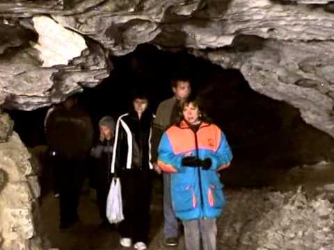 Кунгурская пещера — Википедия
