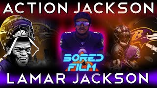 Lamar Jackson - Action Jackson  An Original Mvp Documentary