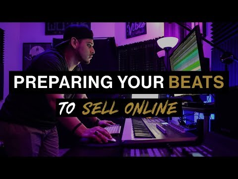 How to Prepare Your Beats to Sell Online