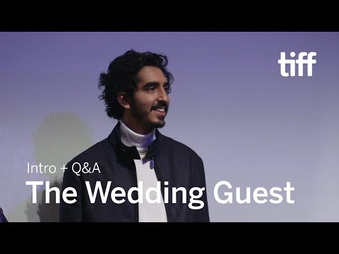 THE WEDDING GUEST Cast and Crew Q&A | TIFF 2018