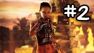 Far Cry 3 Gameplay Walkthrough Part 2 - HUNTING! - Xbox 360/PS3/PC - Far Cry 3 Gameplay