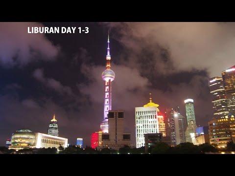 #TravelVlog: CHINA GETAWAY eps.1