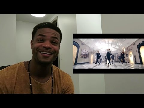 KING BACH REACTS TO K-POP BLOOD SWEAT AND TEARS