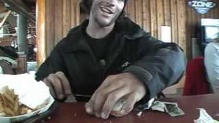 Bum Life - Charley Ager, Whistler ski bum