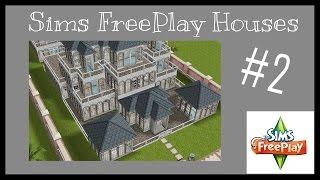 sims freeplay mansion