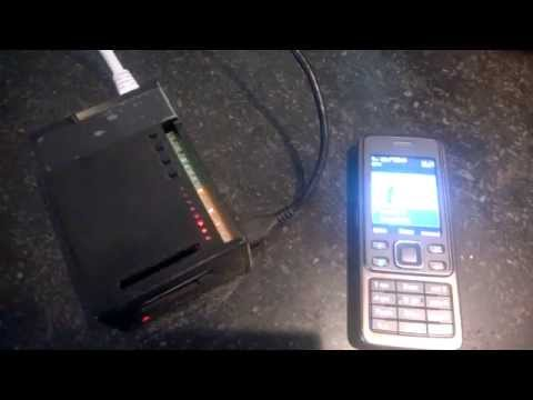 Raspberry Pi with Asterisk Panic Button