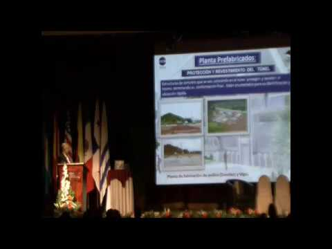 Decimoséptima conferencia El Metro de Panamá.