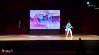 SEDEN & EMRE SALSA DANCE PERFORMANCE | 1.İZMİR DANCE CONGRESS