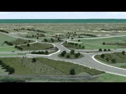 Tauranga Eastern Link route animation