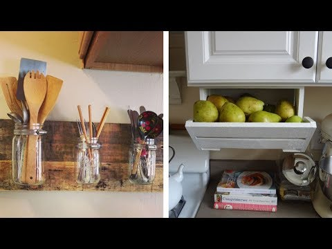 20 Easy DIY Hacks For Modern Kitchen